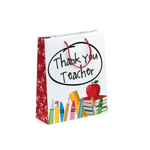 THANK YOU TEACHER GIFT BAG LARGE